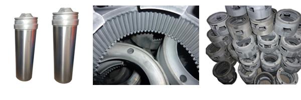 2205双向不锈钢悬挂液压支架真空渗氮炉