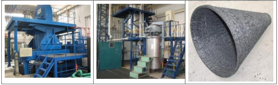 碳碳复合材料制备工艺